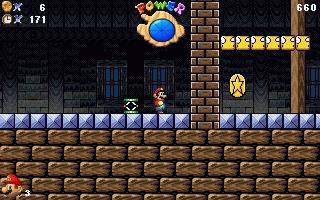 Марио на OSlib