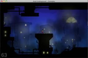 Игра Knytt Underground на Mac