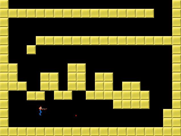 Game maker как сделать платформер 99