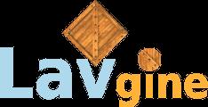 Логотип Lavgine