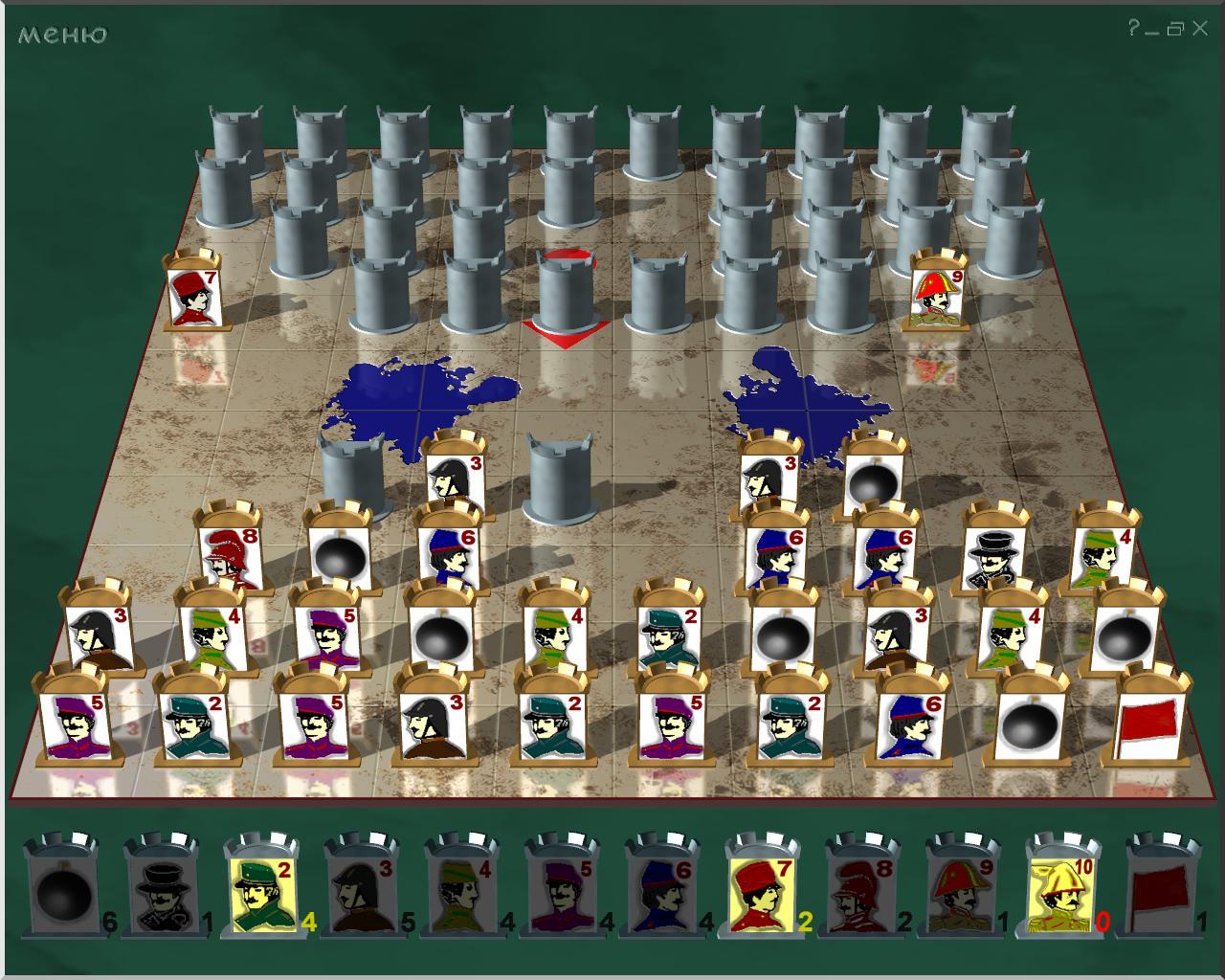 Настольные стратегические игры своими руками