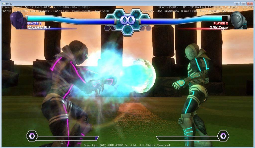 fighting game creator steam