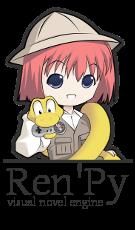 Логотип Ren'Py