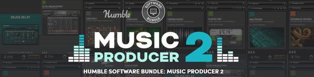 Humble Music Producer 2 Bundle
