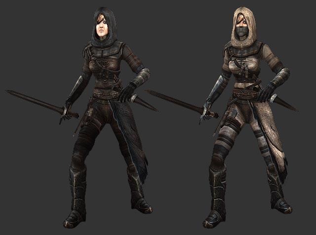3d моделирование персонажа игры