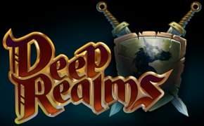 Логотип Deep Realms