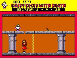 Daisy Dices With Death