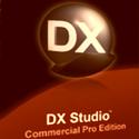 Логотип DX Studio
