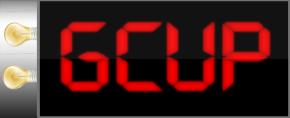 Логотип GcUp.ru - всё про создание игр