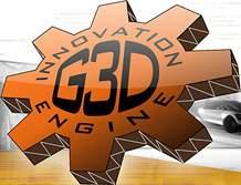 Логотип G3D Engine