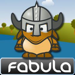 Логотип Fabula Game Engine
