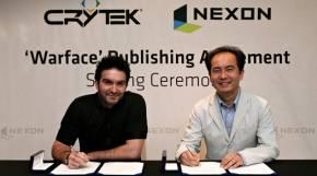 Crytek и Nexon