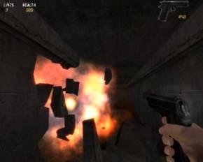 FPS Creator Model Pack 63 - Разрушаемые коридоры