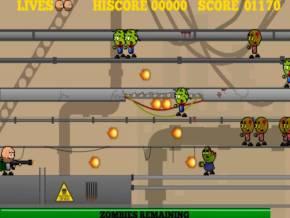 Игра на Monkey