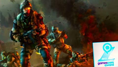 Warface на Gamescom 2012