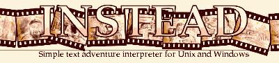 Логотип INSTEAD 1.8.1
