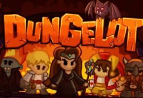 Логотип Dungelot