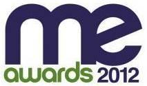 Логотип ME Awards 2012