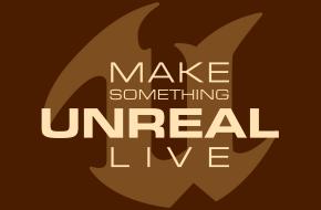 Логотип Make Something Unreal Live 2013