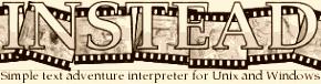 Логотип INSTEAD
