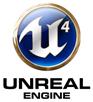 Логотип Unreal Engine 4