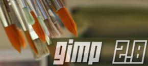 Логотип GIMP