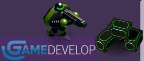 Логотип Game Develop 3