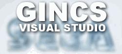 Логотип GINCS Visual Studio