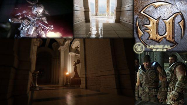 Анонс «Unreal Tournament» на Unreal Engine 4 - 3 Мая 2014