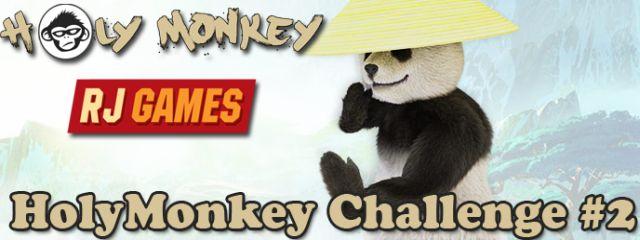 HolyMonkey Challenge 2