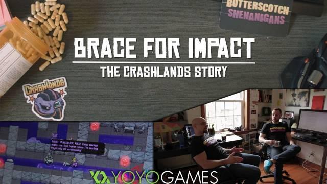 The Crashlands Story