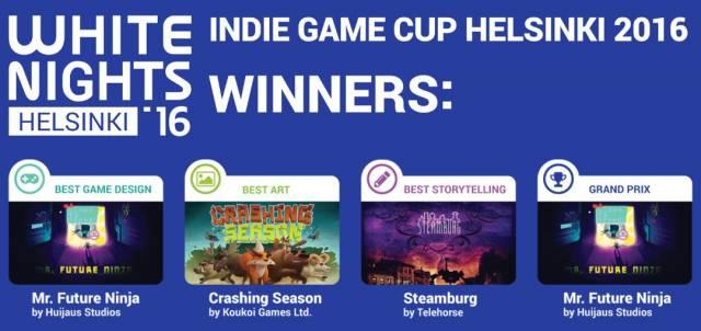 Indie Game Cup