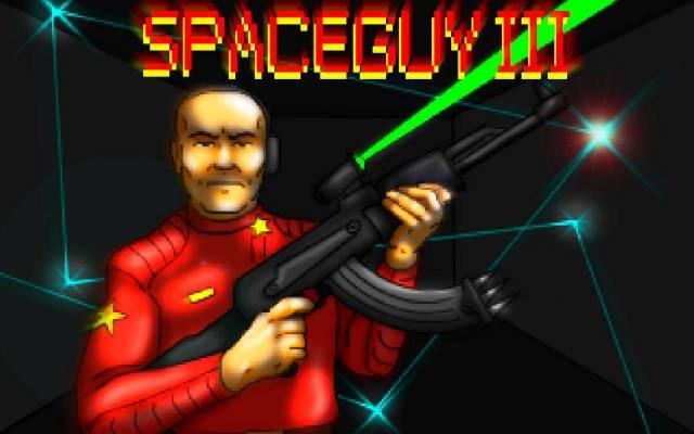 Spaceguy III