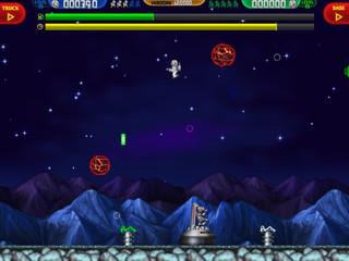 Lunar Jetman Remake