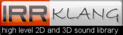 Логотип irrKlang 1.4