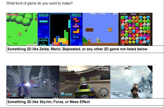 Что выбрать для создания игры?