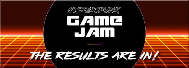 Cyberpunk Game Jam