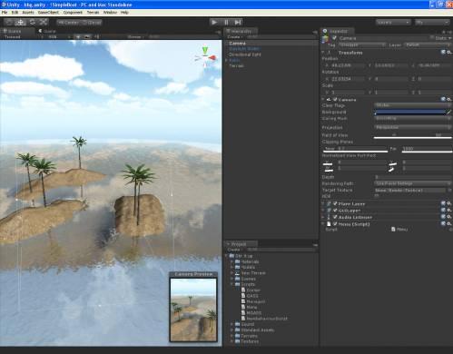 Unity скачать программу для создания игр - фото 7